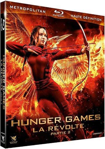 Hunger Games - La Révolte : Partie 2 PROPER FRENCH BluRay 720p 2015