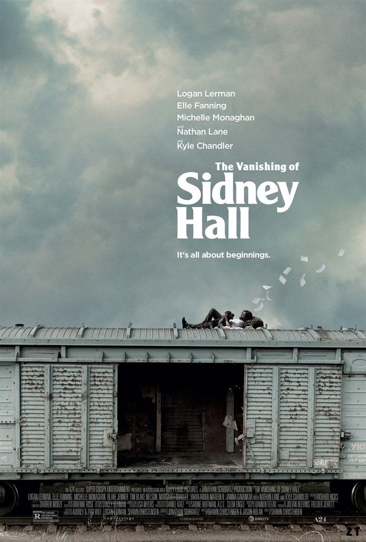 La disparition de Sidney Hall FRENCH DVDRIP 2018