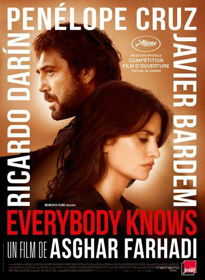 Everybody knows FRENCH BluRay 1080p 2018