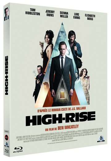 High-Rise FRENCH BluRay 720p 2016