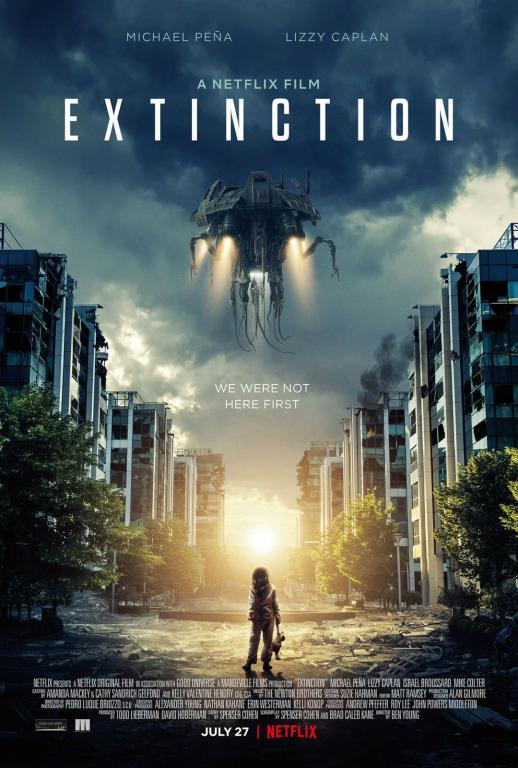 Extinction FRENCH WEBRIP 2018