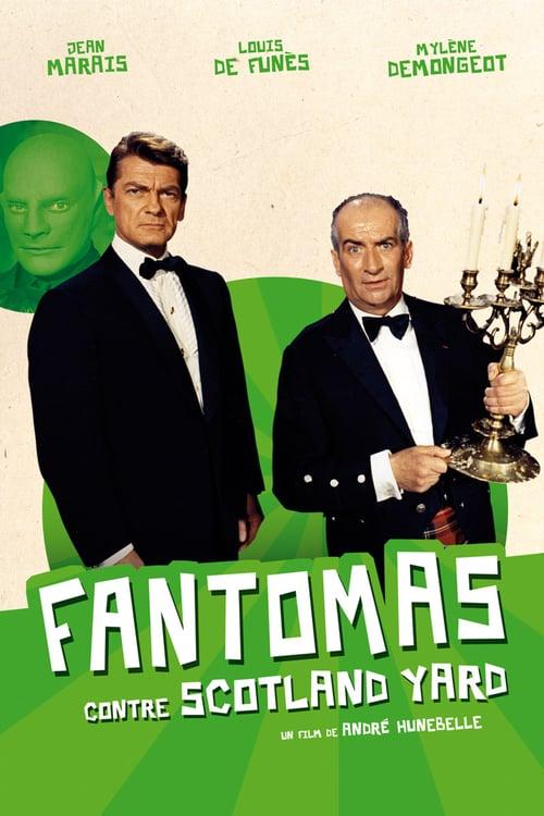 Fantômas contre Scotland Yard FRENCH HDlight 1080p 1967