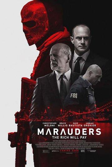 Marauders FRENCH DVDRIP 2016
