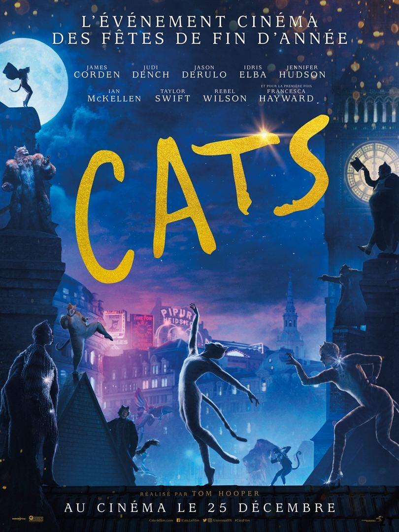 Cats TRUEFRENCH WEBRIP MD 2020