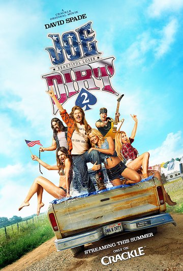Joe Dirt 2: Beautiful Loser FRENCH DVDRIP x264 2015
