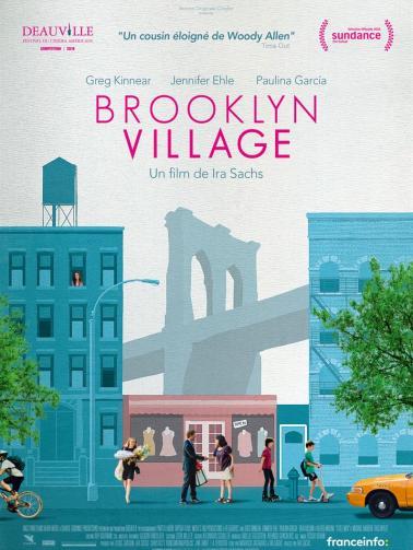 Brooklyn Village FRENCH DVDRIP 2017