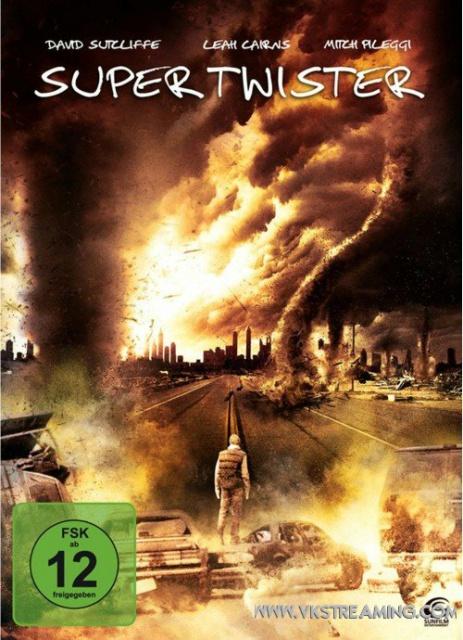 Mega Cyclone La Tornade de l'Apocalypse FRENCH DVDRIP 2013