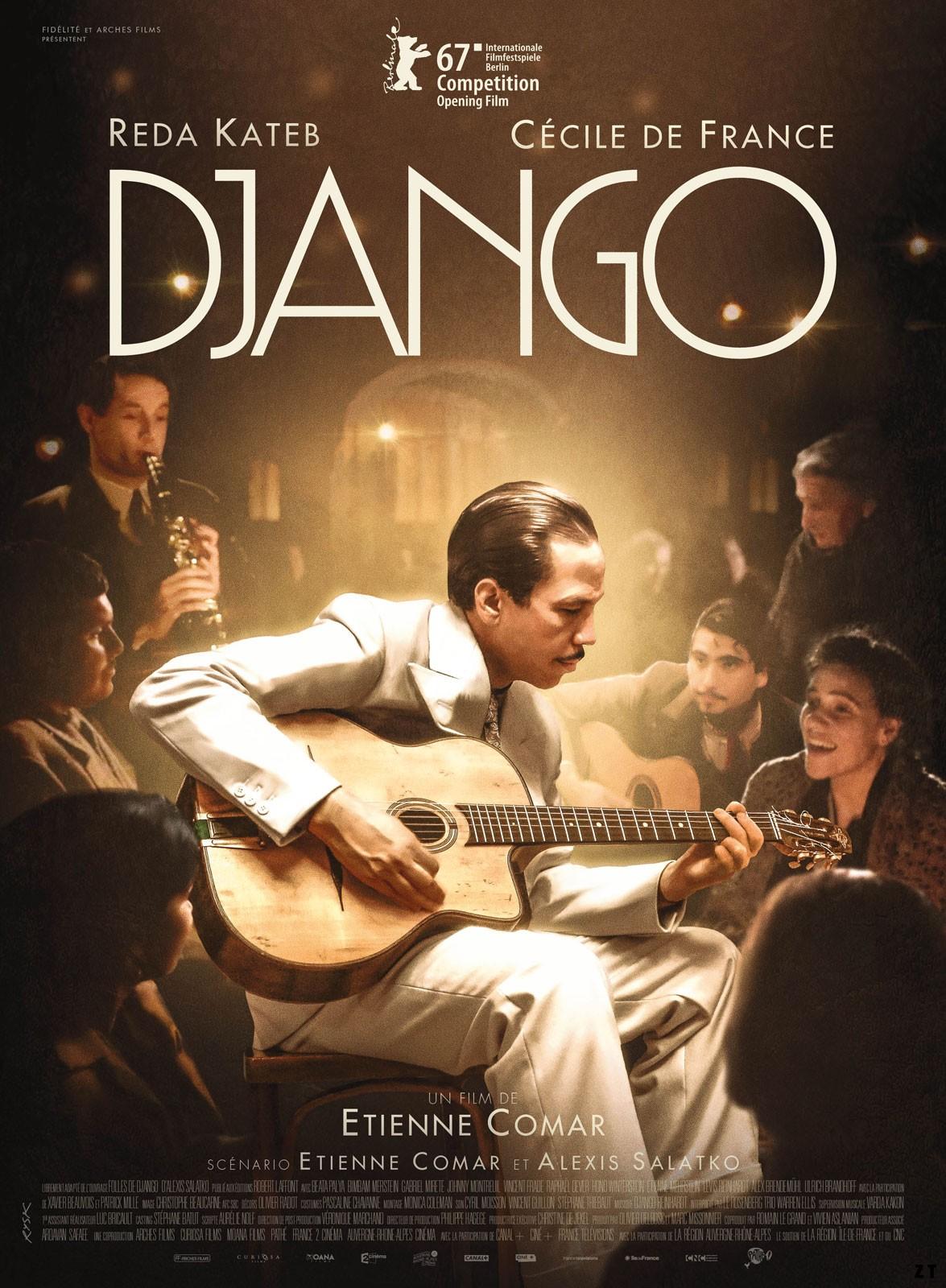 Django FRENCH BluRay 1080p 2017