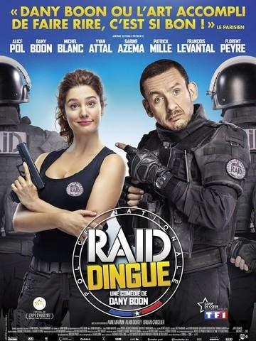 RAID Dingue FRENCH DVDRIP 2017
