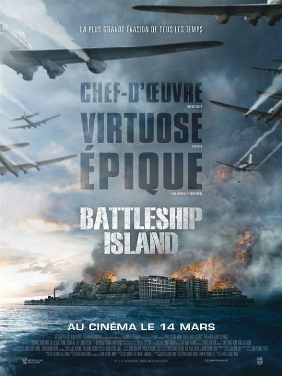 Battleship Island FRENCH DVDRIP 2018