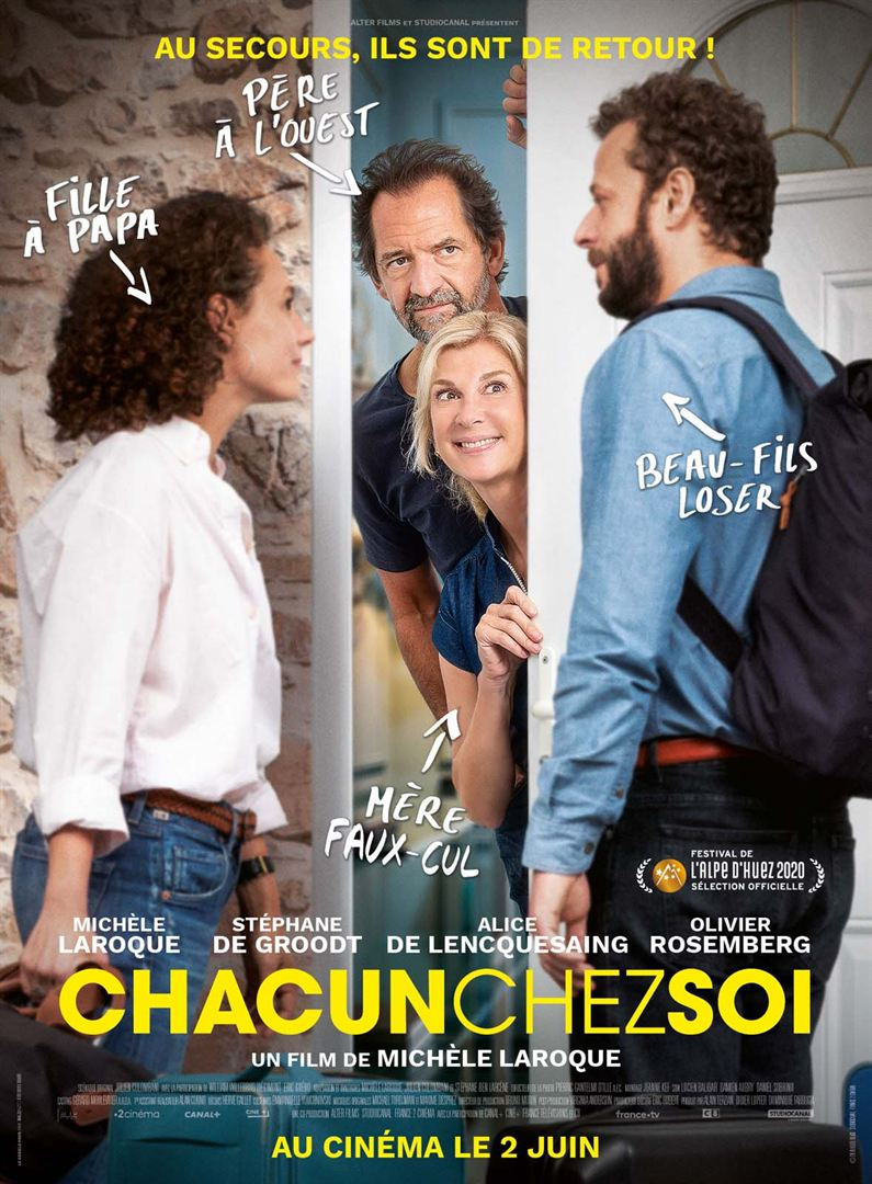 Chacun chez soi FRENCH HDTS MD 720p 2021