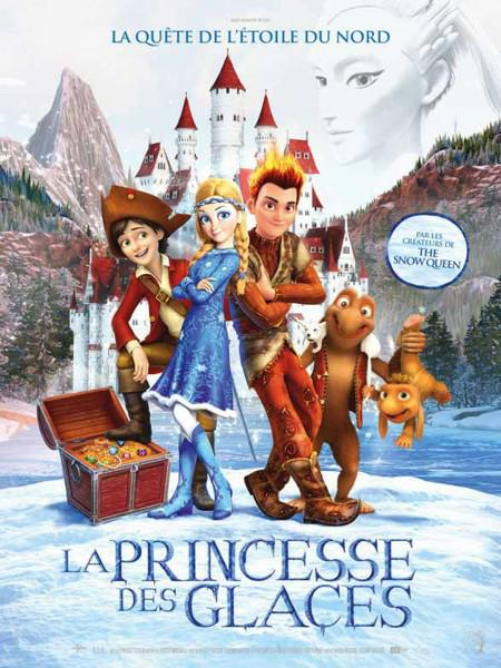 La Princesse Des Glaces FRENCH WEBRIP 2018