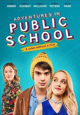 Adventures in Public School FRENCH WEBRIP 2019