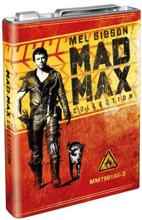 Mad Max (Quadrilogie) FRENCH HDlight 1080p 1982-2015
