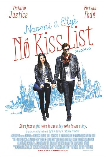 Naomi and Ely's No Kiss List FRENCH DVDSCR 2015