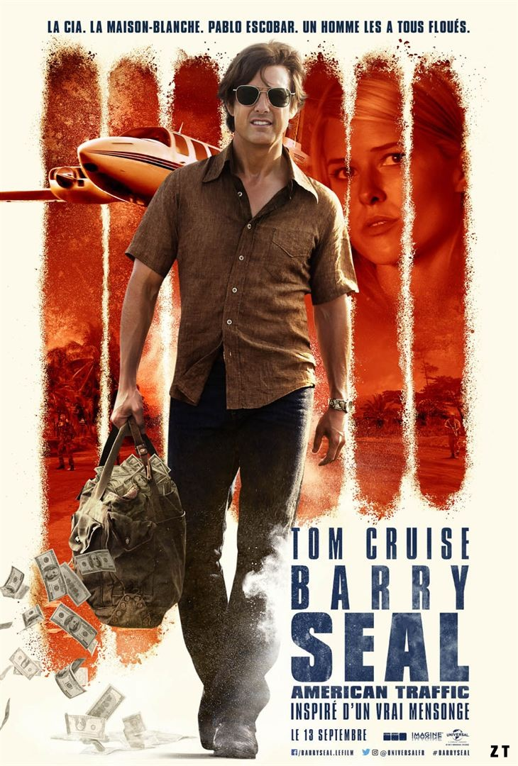 Barry Seal : American Traffic FRENCH BluRay 720p 2017