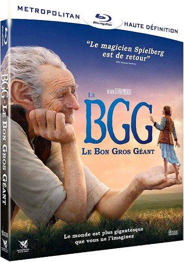 Le BGG – Le Bon Gros Géant FRENCH BluRay 720p 2016