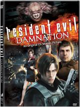 Resident Evil : Damnation FRENCH DVDRIP 1CD 2012