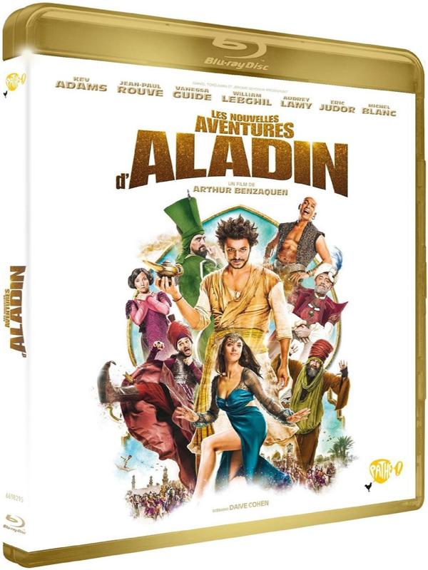Les Nouvelles aventures d'Aladin FRENCH BluRay 1080p 2015