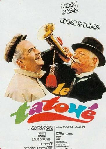 Le tatoué FRENCH DVDRIP 1968