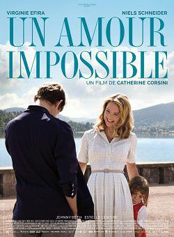 Un Amour impossible FRENCH DVDRIP 2019