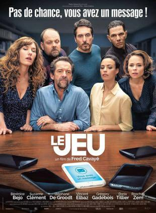Le Jeu FRENCH WEBRIP 2018