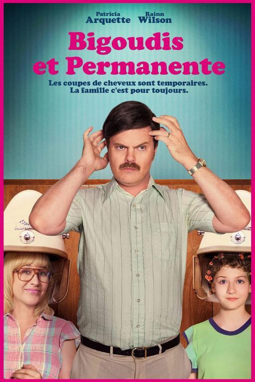 Bigoudis et permanente FRENCH BluRay 1080p 2018