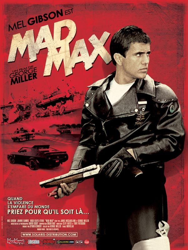 Mad Max FRENCH HDLight 1080p 1979