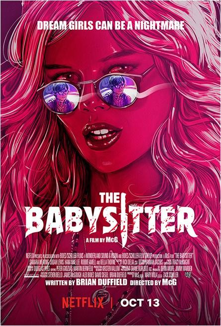 The Babysitter FRENCH WEBRIP x264 2017