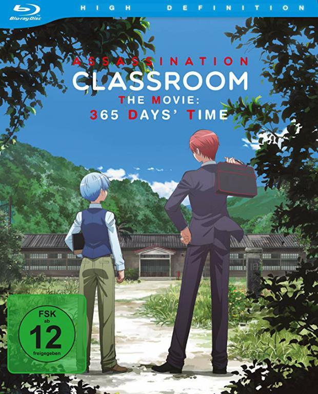 Assassination Classroom: 365 Days FRENCH BluRay 1080p 2018