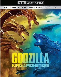 Godzilla 2 - Roi des Monstres MULTi ULTRA HD x265 2019