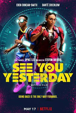 See You Yesterday FRENCH WEBRIP 720p 2019