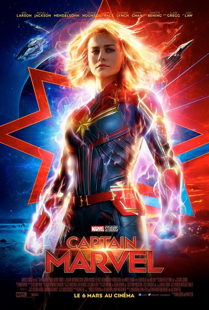 Captain Marvel TRUEFRENCH HDRiP MD 2019