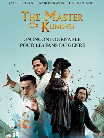 The Master of kung-fu FRENCH DVDRIP 2016