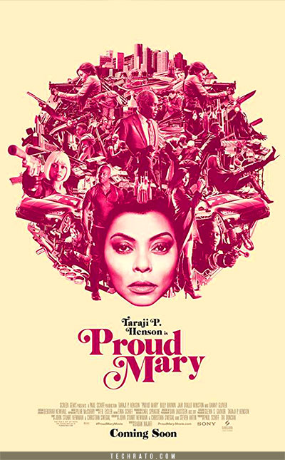 Proud Mary FRENCH DVDRIP 2018
