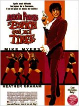 Austin Powers - l'espion qui m'a tirée FRENCH DVDRIP 1999