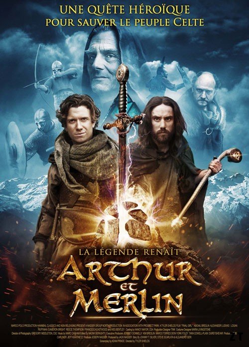 Arthur & Merlin FRENCH WEBRIP 2017
