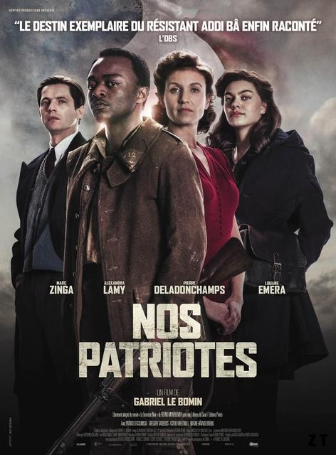 Nos Patriotes FRENCH BluRay 720p 2017