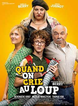 Quand on crie au loup FRENCH WEBRIP 720p 2019