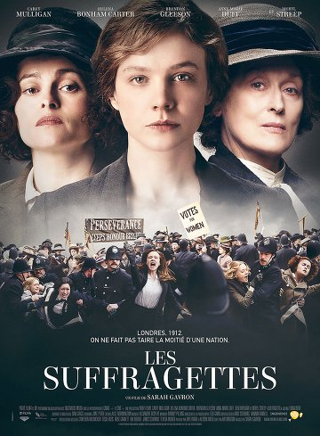 Les Suffragettes FRENCH DVDRIP x264 2015