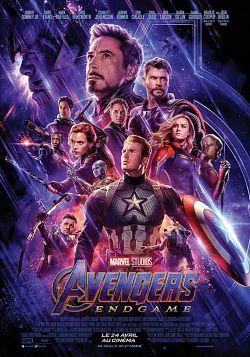 Avengers: Endgame TRUEFRENCH HDRiP MD 2019