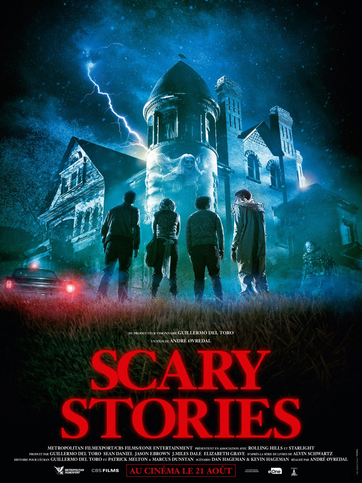 Scary Stories TRUEFRENCH DVDRIP 2019