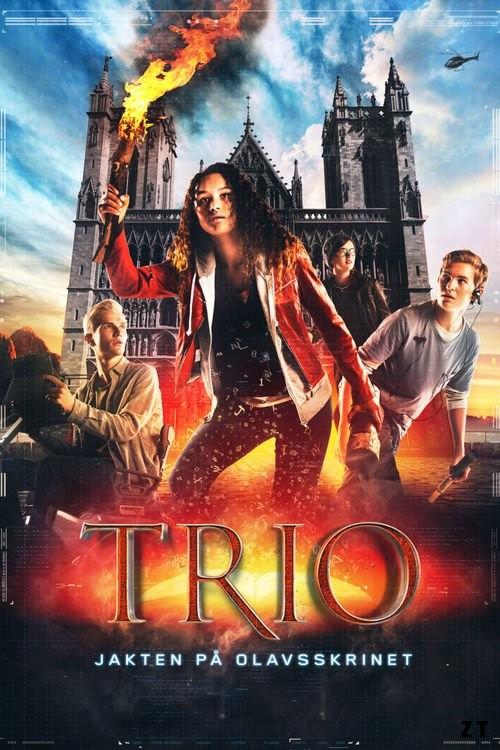 3 Aventurier En Mission - Trio Le Film FRENCH WEBRIP 2017