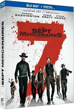 Les 7 Mercenaires FRENCH BluRay 720p 2016