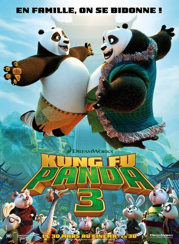Kung Fu Panda 3 FRENCH DVDRIP x264 2016