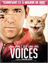 The Voices FRENCH BluRay 1080p 2015
