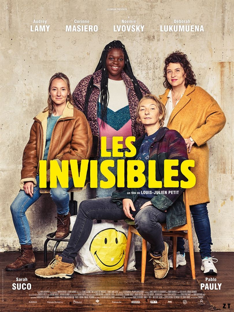 Les Invisibles FRENCH BluRay 720p 2019
