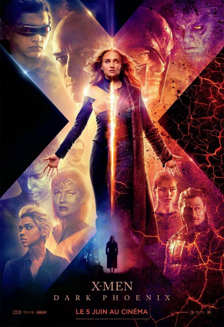 X-Men : Dark Phoenix VOSTFR TS MD 2019