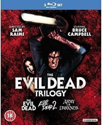 Evil Dead (Trilogie) FRENCH HDlight 1080p 1981-1993