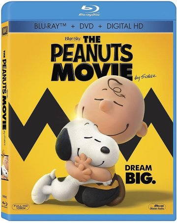 Snoopy et les Peanuts - Le Film FRENCH BluRay 720p 2015
